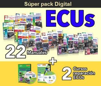 Cursos y manuales de reeparacion de ECU