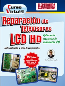 Reparación de Televisores LCD HD a nivel de componentes