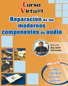 Curso virtual: Reparación de componentes de audio