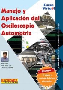 Curso: Manejo y aplicación del osciloscopio automotriz