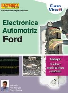 Curso Electrónica Automotriz Ford