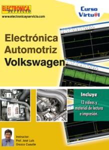Curso de Electrónica automotriz Volkswagen