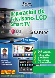 Reparacion de Smart TV Sony, LG, Samsung