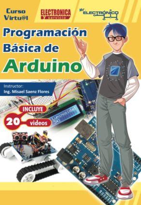 Curso virtual de programación básica de Arduino