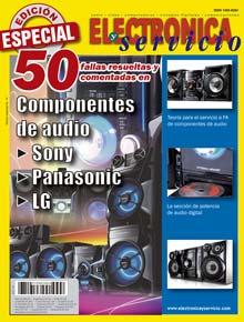50 Fallas resueltas y comentadas en componentes de audio