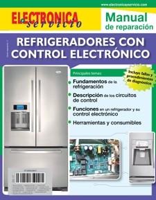 Manual de reparación de refrigeradores con control electrónico
